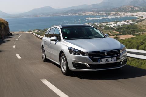 Effektiviteten i PSA Peugeot Citroëns SCR-teknologi bekräftas