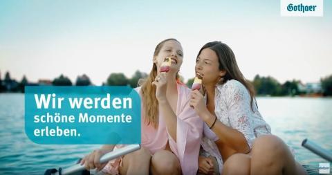 Wir werden auch in diesem Sommer schöne Momente erleben -  Gothaer startet neue Imagekampagne