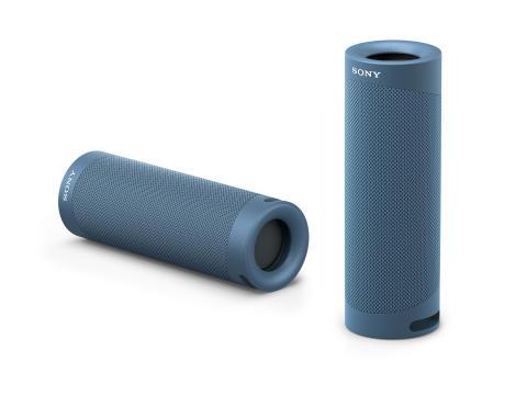 Vychutnejte si výjimečný zvuk kdekoli a kdykoli s nejnovějšími bezdrátovými reproduktory EXTRA BASS™ od Sony