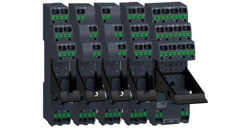 Nye sokler med push-in terminaler forenkler tavlemontage