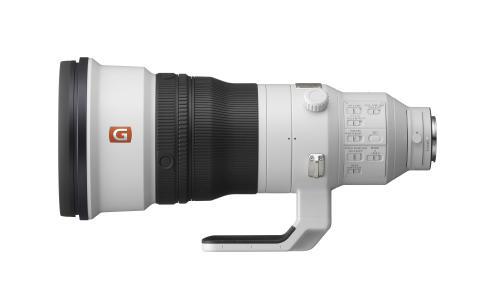 Sony presenta su esperado objetivo de focal fija 400mm F2.8 G Master™