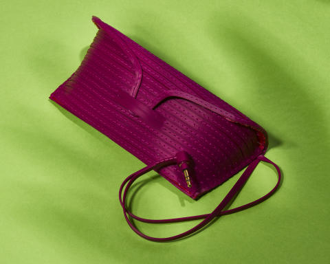 sony h.ear on pink sunglasses case
