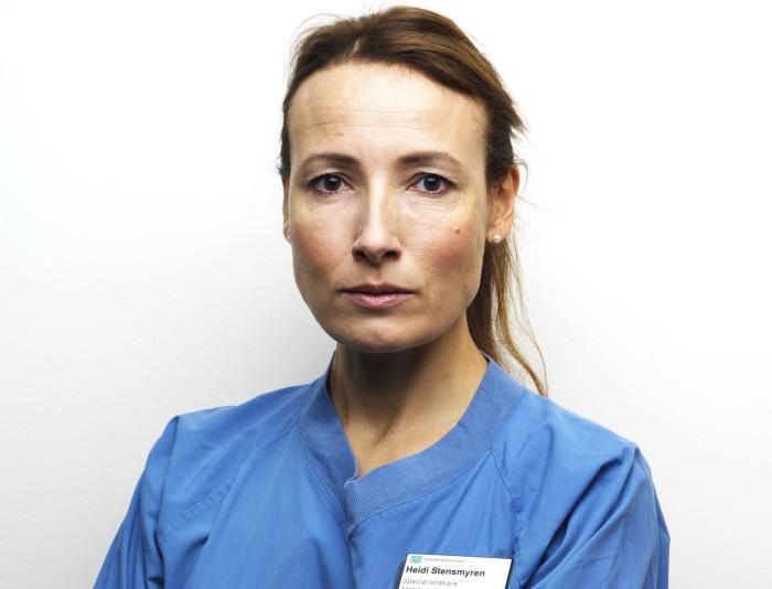 En av tre läkare utsatt för hot och våld