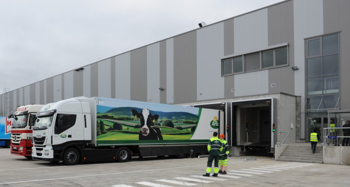 ​Arla opens new distribution terminal near Hamburg