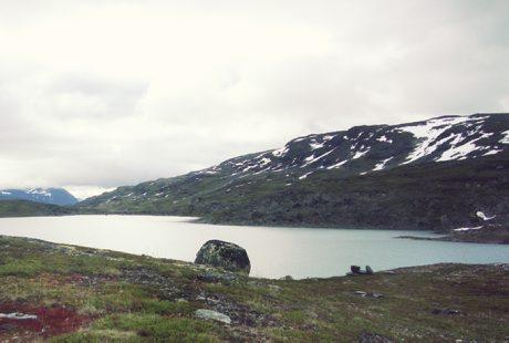 Svenska fjällsjöar tydligt påverkade av klimatförändringar