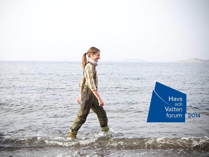 Välkommen till Havs- och vattenforum 2014: