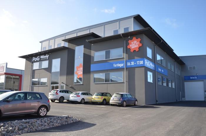 PoG Woody Bygghandel öppnar ny filial utanför Lund