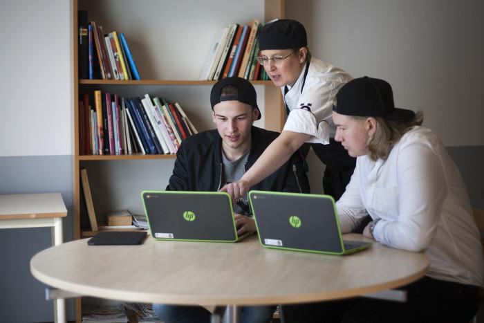 Digital satsning på restaurangelever – Arla, kockar och kocklärare bakom nytt läromedel
