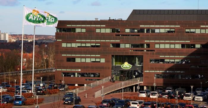 Arla Foods setzt auf weiteres Wachstum mit Investitionen von 527 Mio. Euro