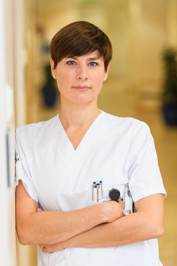 Sofia Rydgren Stale, ordförande