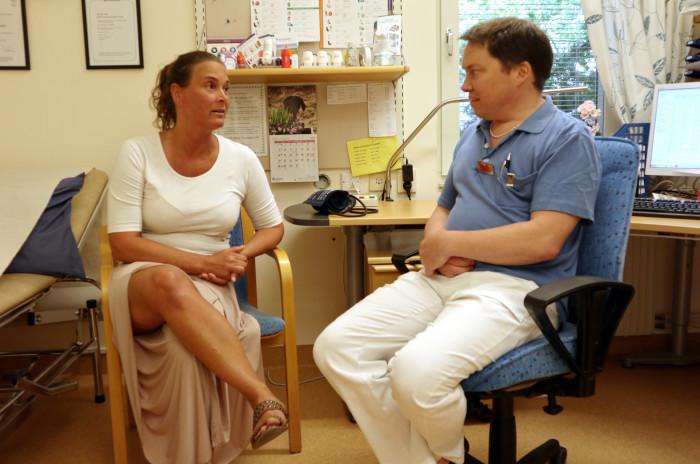 Ett stort steg framåt – fast läkare föreslås i Stockholm