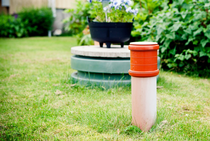Ny HaV-satsning för att minska utsläpp från små avlopp