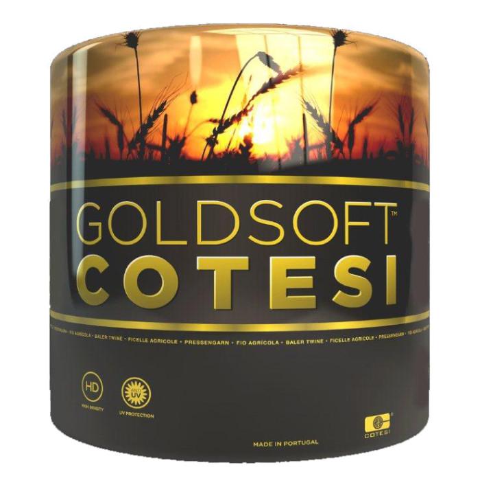artikelbild GOLDSOFT - ett nytt, starkare pressgarn!