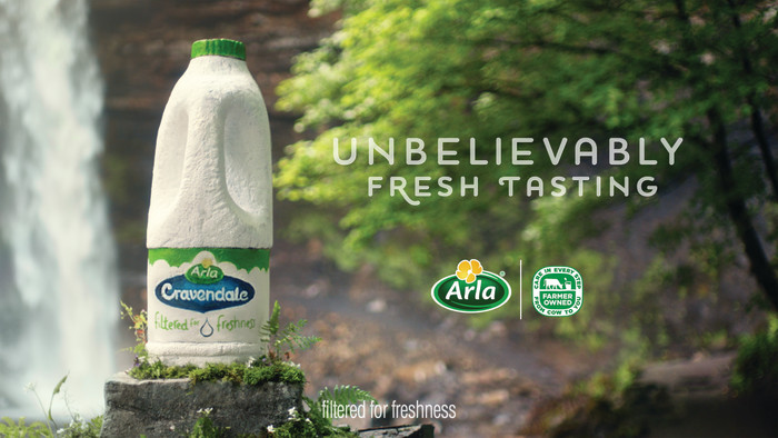 Arla Cravendale® launches new 'Moonicow' ad campaign