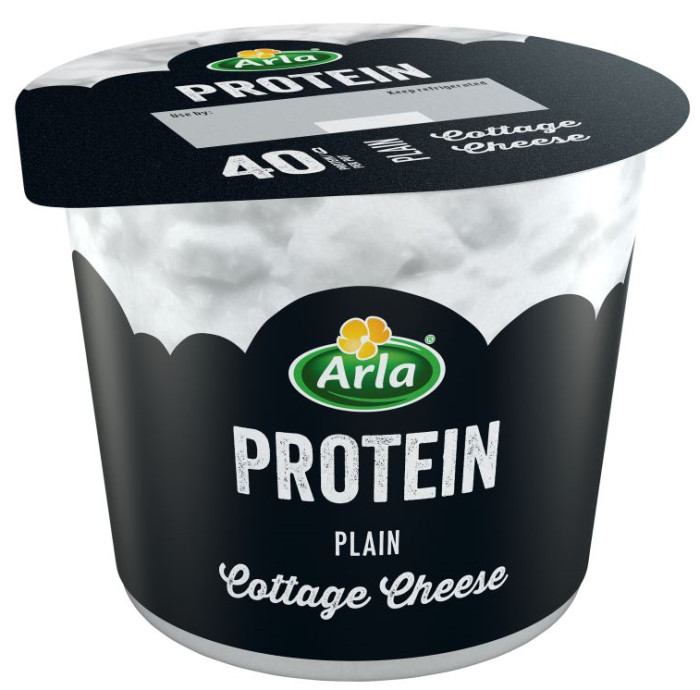 arla launches protein cottage cheese arla uk rh arlafoods co uk high protein cottage cheese snacks high protein cottage cheese brands