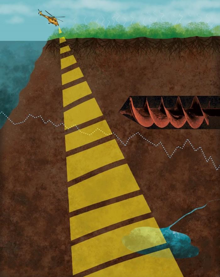 Nytt nummer av Hav & Vatten: Så försöker kommuner lösa vattenbristen