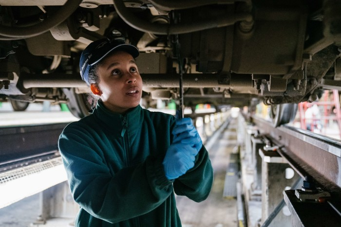 Celebrate International Women in Engineering Day with GTR and AFBE