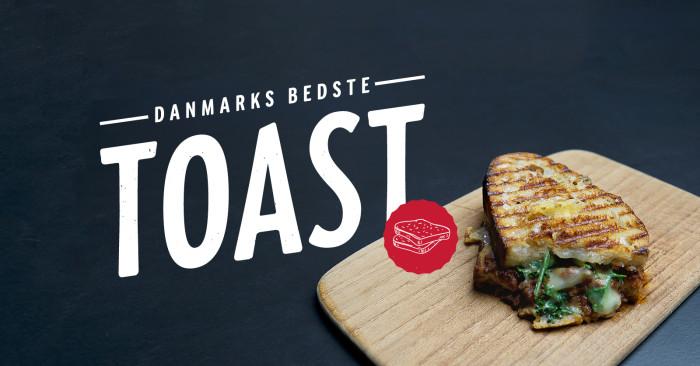 Laver du Danmarks bedste toast?