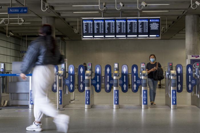 New Thameslink information screens improve passenger experience at St Pancras