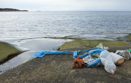 Så påverkar skräp och turism havsmiljön