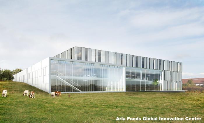 Arla investiert 36 Millionen Euro in globales Innovationszentrum