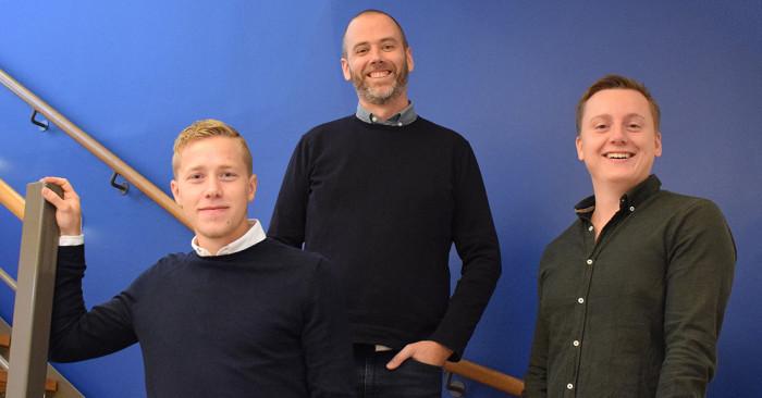 GPA välkomnar tre nya medarbetare
