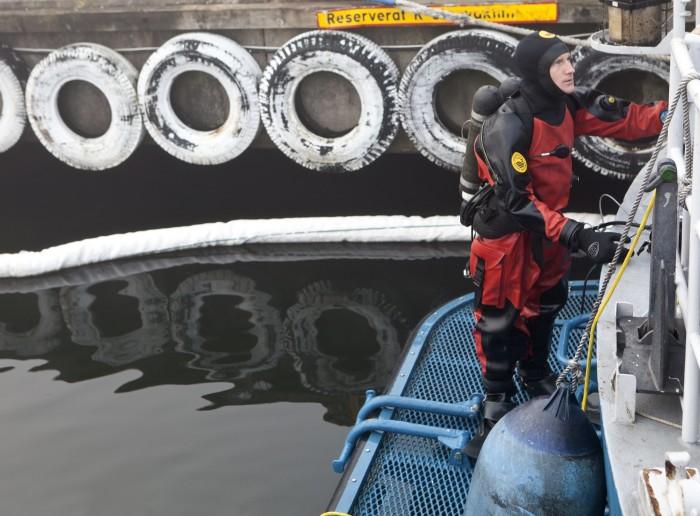 HaV ger halv miljon för att kunna sanera Östersjöns miljöfarliga vrak