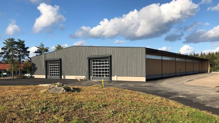 Fellessons expanderar med ny bygghandel  på norra industriområdet i Växjö