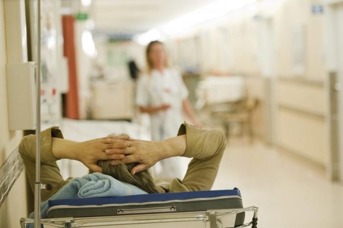 Från akutmottagning till vårdavdelning, hur löser vi vårdplatsbristen?
