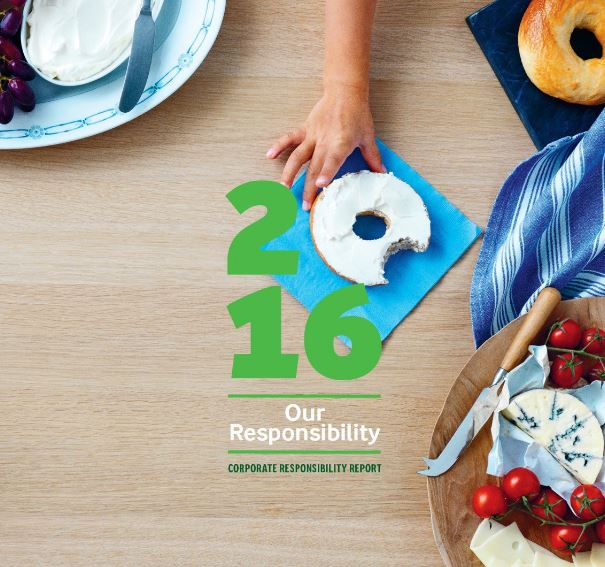 New report on Arla's responsibility in 2016