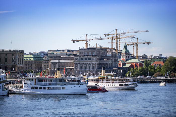 Transdev vinner upphandling om trafikledningen för sjötrafik i Stockholm