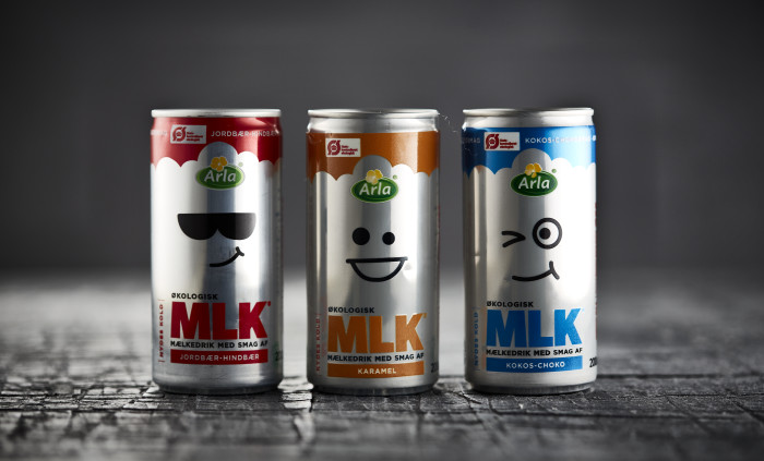 Arla nytænker mælkekategorien med ny produktserie