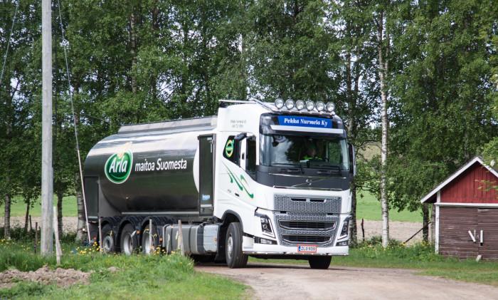 Arla Suomen pohjoisin hankintameijeri on tuottanut miljardi litraa maitoa