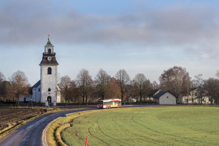 Bättre komfort för resenärerna när Transdev vinner upphandling om regiontrafik i Östergötland