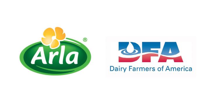 Arla und Dairy Farmers of America arbeiten künftig zusammen
