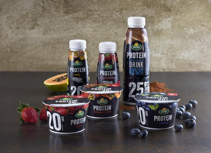 Arla® Protein – starker Begleiter für alle Lebenslagen