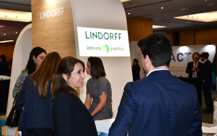 Más de 500 participantes en el 9º Congreso Nacional de Crédito, liderado por Lindorff e Intrum Justitia