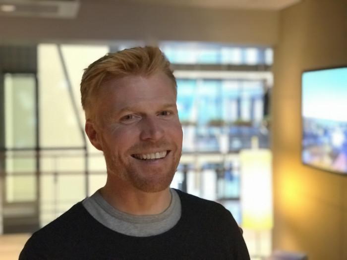 - Webstep Cloud Services-satsningen har høyt nivå og godt driv. Det er en fornøyelse å gå i gang, sier en smilende Arne Solheim.