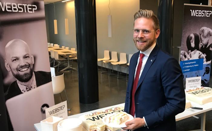 Joakim Lindh deler sine betraktninger fra gigant-konferansen AWS Re:Invent 2017