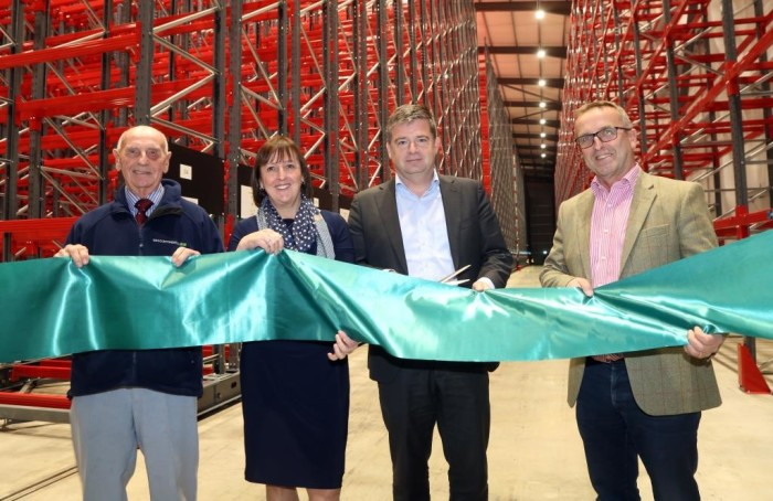 ​Arla Foods UK opens new storage and maturation facility for its award winning cheese