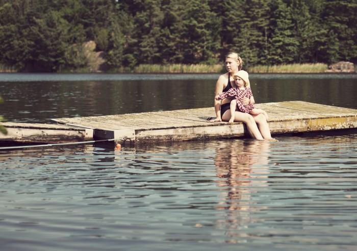 Succé för Badplatsen: Rekordmånga vill veta badvattnets kvalitet