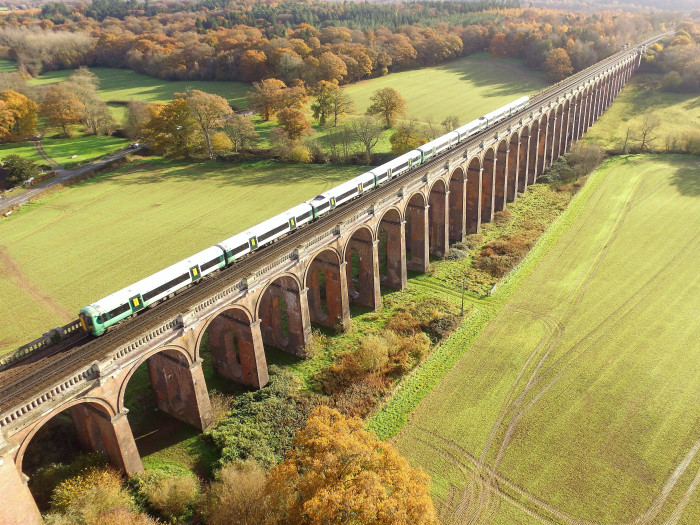 Hikers looking to explore south of England get helping hand from leading train company