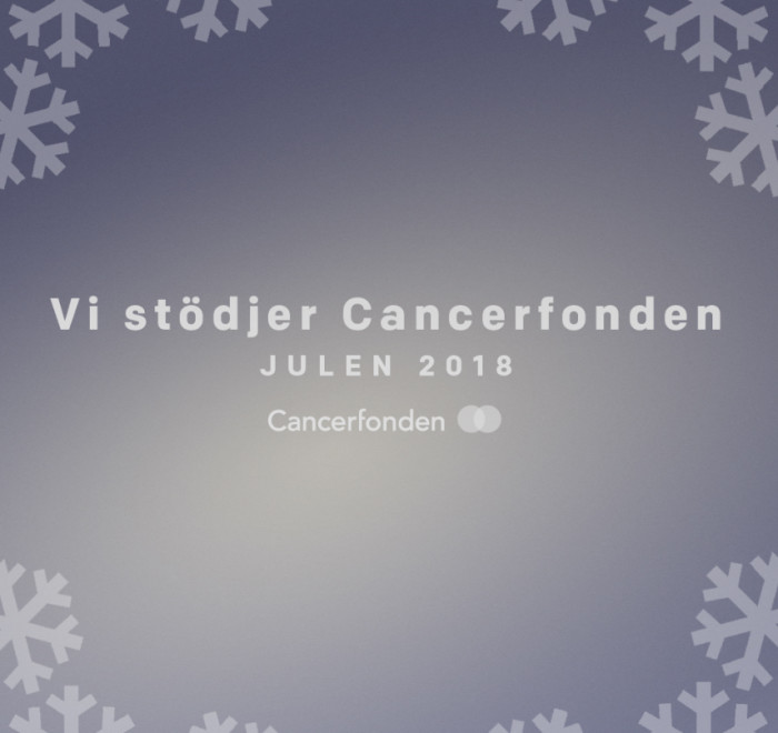 Cancerfonden får julgåva från Transdev
