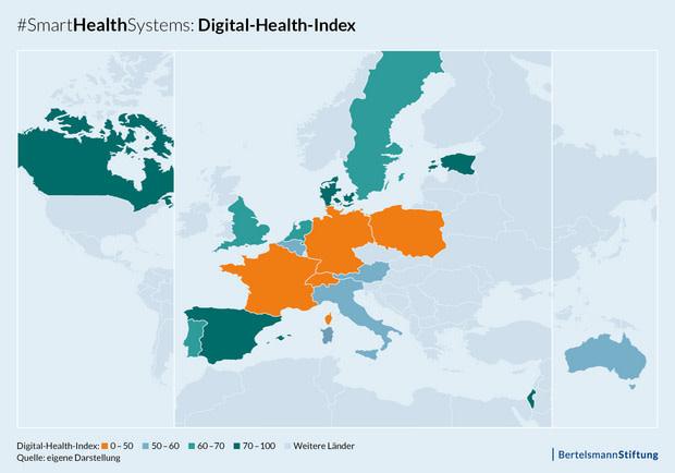 Digitale Gesundheit: Deutschland muss Potenziale in eHealth nutzen