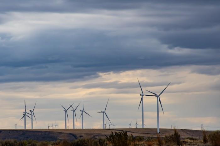 Artikel bild, Vindkraftsrekord gav lägre elpris