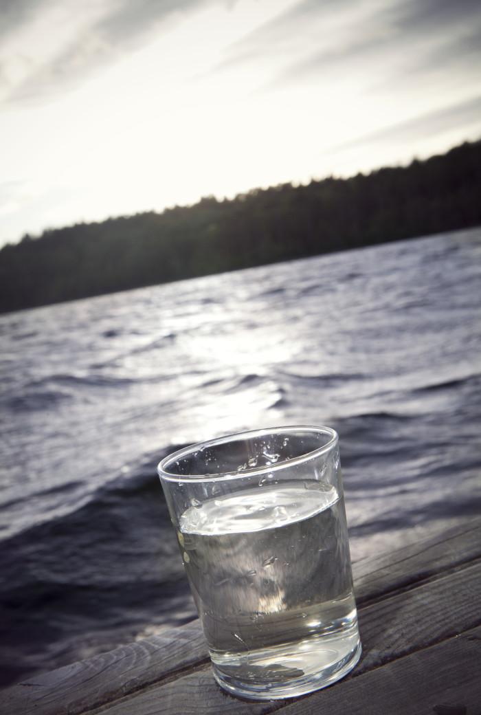Statligt stöd för att trygga tillgången till dricksvatten