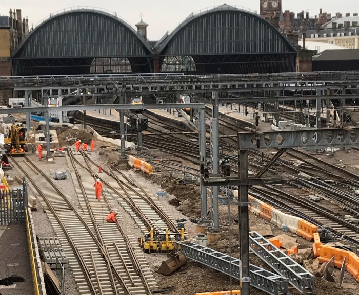 No trains to or from London King's Cross, Moorgate or St Pancras International via Finsbury Park this Friday, Saturday and Sunday