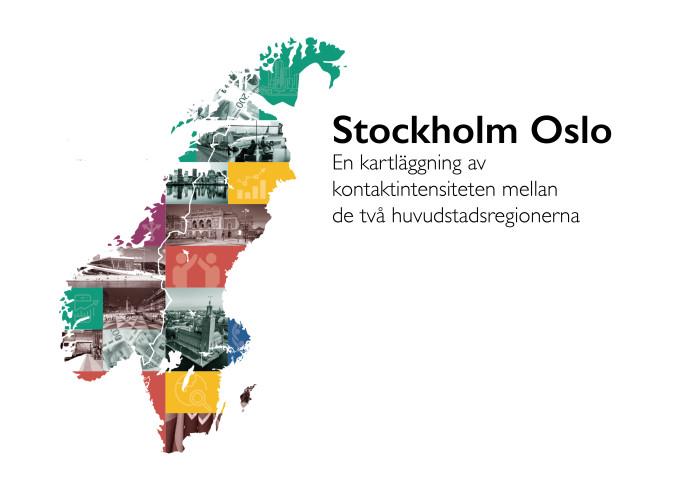 Rapport framtagen av Mälardalsrådet, Osloregionen, Stockholms läns landsting/TRF och Oslo-Sthlm 2.55