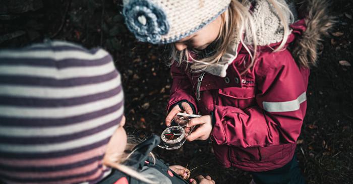 Huskeliste for barn i barnehagen, høst og vinter!