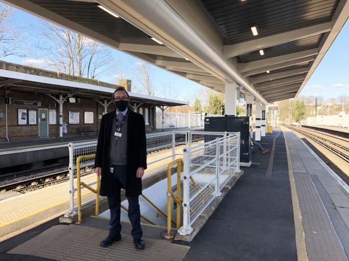 Tulse Hill station gets a smarter shelter